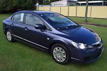 Massive Price Reduction -  2009 Honda Civic Manual Sedan Westcourt Cairns City Preview