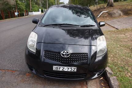 Toyota Yaris 2008 Hatch Automatic in Good Condition