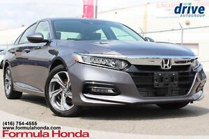 2018 Honda Accord EX-L EX-L | DEMO! | WITH ALL LUXURY FEATURES