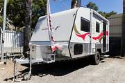 2017 Goldstar RV 15 FT Combo Shower (853) Redcliffe Redcliffe Area Preview
