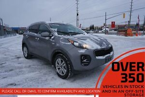 2019 Kia Sportage LX AWD- 5 Touchscreen, Heated Seats, Bluetooth