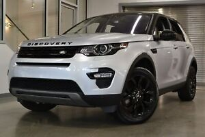 2018 Land Rover Discovery Sport HSE *BLACK PACK + CERTIFIÉ!*