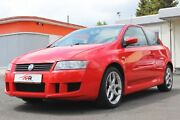 Fiat Stilo 1.9 JTD Limited Edition Michael Schumacher