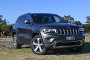2015 Jeep Grand Cherokee Limited 3L Turbo Diesel Mount Barker Mount Barker Area Preview