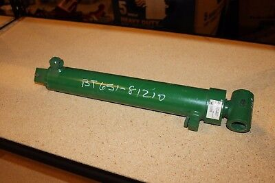 Tym Tractors Cylinder Assy. Part Bt651-81210. Acquired From A Closed Distributor