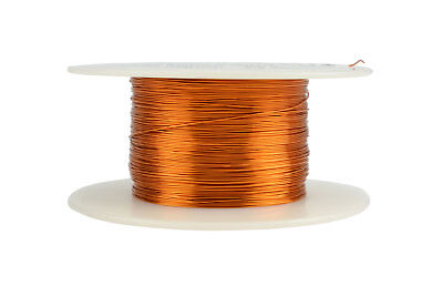 Temco Magnet Wire 28 Awg Gauge Enameled Copper 200c 4oz 497ft Coil Winding