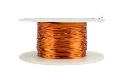 Temco Magnet Wire 28 Awg Gauge Enameled Copper 200c 4oz 497ft Coil Winding