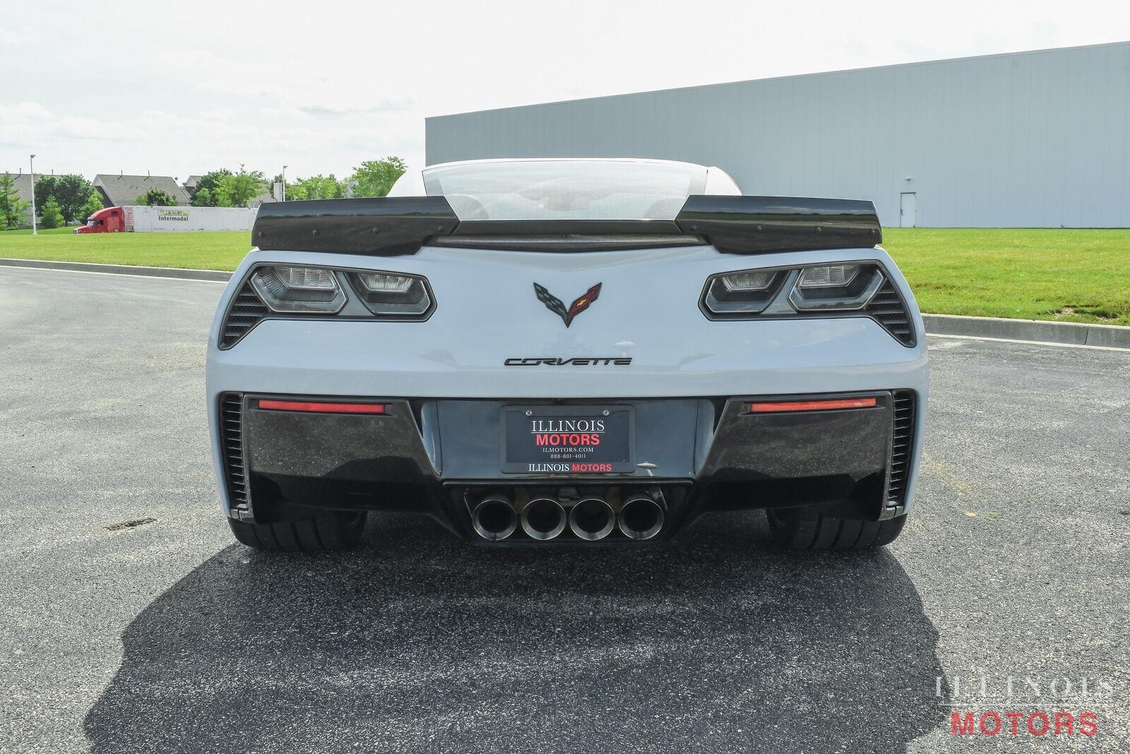 2019 Gray Chevrolet Corvette Z06  | C7 Corvette Photo 5