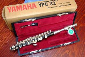 PICCOLO – Yamaha YPC-32 Ashfield Ashfield Area Preview