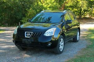 2008 Nissan Rogue SL AWD | Bluetooth | Leather | Sunroof