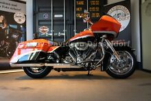 Harley-Davidson FLTRSE Road Glide CVO - Top - Orange