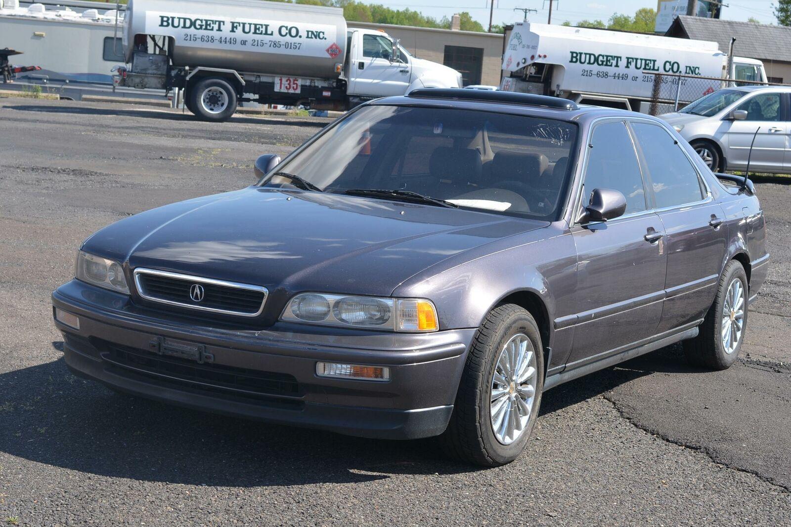 1993 Acura Legend Automatic , Engine Smoke Need Repair ...