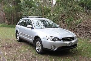 2005 Subaru Outback Wagon Chatswood Willoughby Area Preview