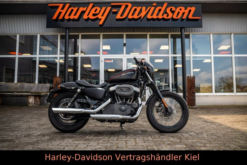 Harley-Davidson XL1200N NIGHTSTER SPORTSTER - SCREAMIN' EAGLE
