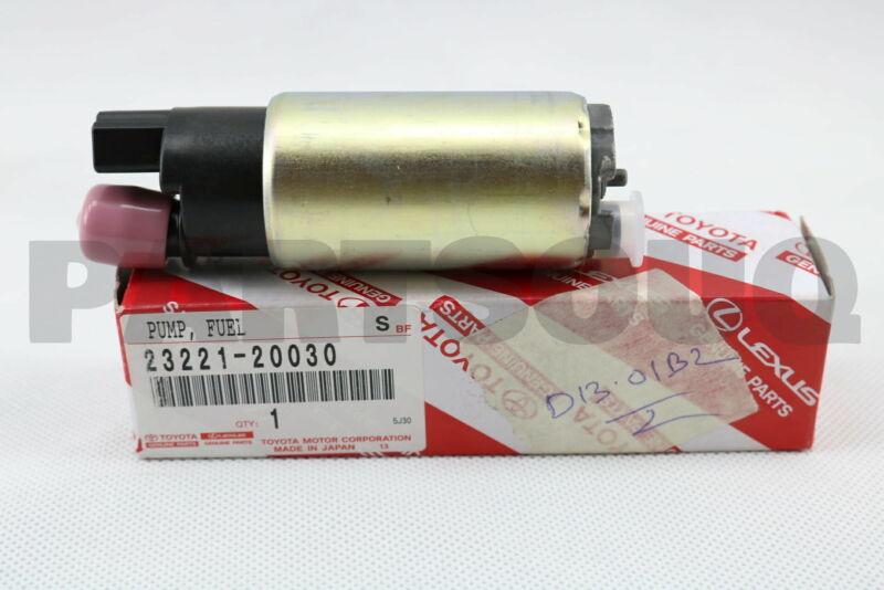 2322120030 Genuine Toyota Pump Assy, Fuel 23221-20030