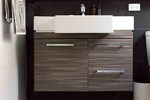 Bathroom Cabinet with Ceramic Sink + HANSA Mixer Edgecliff Eastern Suburbs Preview