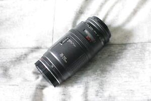 Objectif Canon 70-210mm F4 EF Lens (First gen of 70-200mm F4L)