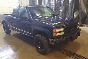 1996 Gmc Sierra Turbo Diesel