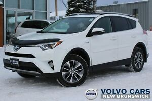 2016 Toyota RAV4 Hybrid XLE AWD | HEATED SEATS | SUNROOF