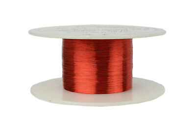 Temco 38 Awg Gauge Enameled Copper Magnet Wire 4oz 155c 4815ft Coil Winding