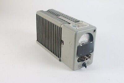 Bird Electronic Model 6154 Termaline Rf Analog Wattmeter - As Is