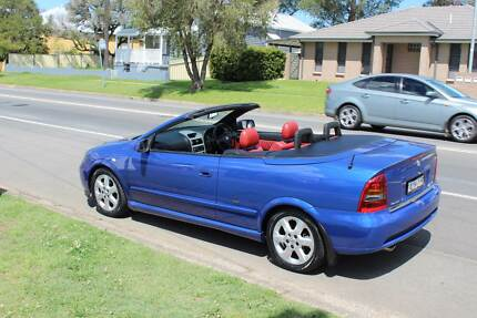 2001 Holden Astra Convertible - CD ELECTRIC RETRACTING ROOF