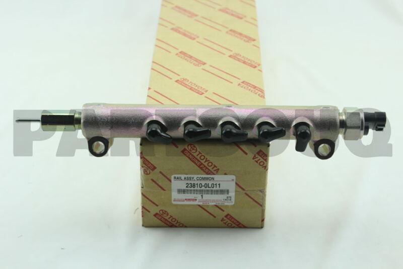 238100l011 Genuine Toyota Rail Assy, Common 23810-0l011