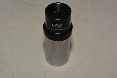Carl Zeiss 4x Microscope Eyepiece