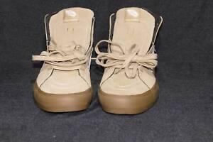 Vans Sk8-Hi Pro Khaki & Gum Skate Shoes Brand New Size 13 US Toorak Gardens Burnside Area Preview
