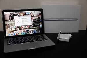 2015 Macbook Pro Retina, 8GB RAM & 256GB SSD. Gymea Sutherland Area Preview