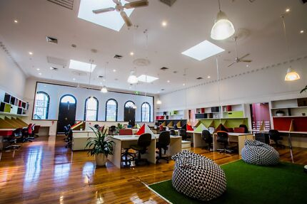WOTSO WorkSpace Fortitude Valley