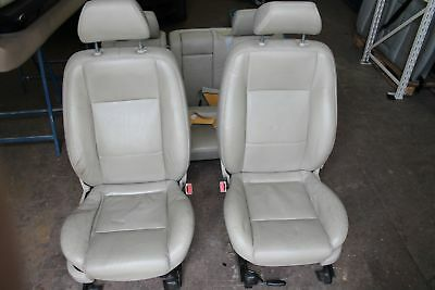 Ford Mondeo MK3 Leather Seats