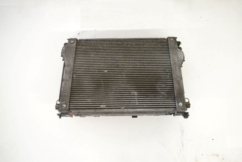 LEXUS IS220d 2007 RHD RADIATOR PACK COOLANT INTERCOOLER COOLING FAN 16363-26060