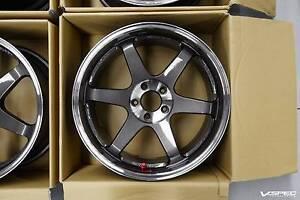 RAYS Volk Racing TE37 SL 18x10.5 +22 5x114 Pressed Graphite Blackburn Whitehorse Area Preview