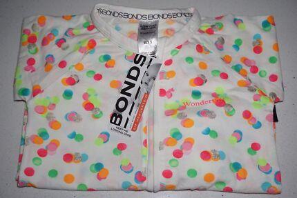 BONDS zippy Confetti size 3 BNWT rare