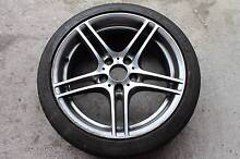 1 MICHELIN PILOT SPORT TYRE WITH GENUINE RIM for BMW 3-Series Coburg North Moreland Area Preview