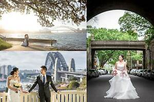 Wedding Photography + Videography + Photobooth Hire Package Lane Cove North Lane Cove Area Preview