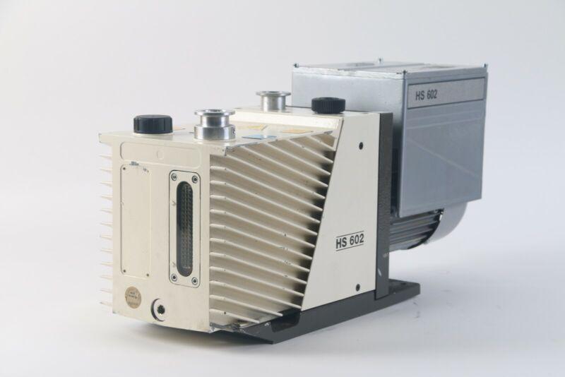 Agilent/Varian HS-602 Dual-Stage Rotary Vane Vacuum Pump