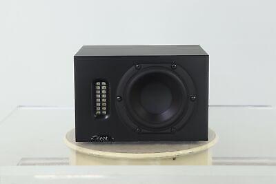NEAT Iota Satin Black Loudspeakers