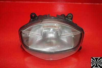 02 DUCATI SUPERSPORT 750 IE FRONT HEADLIGHT HEAD LIGHT LAMP