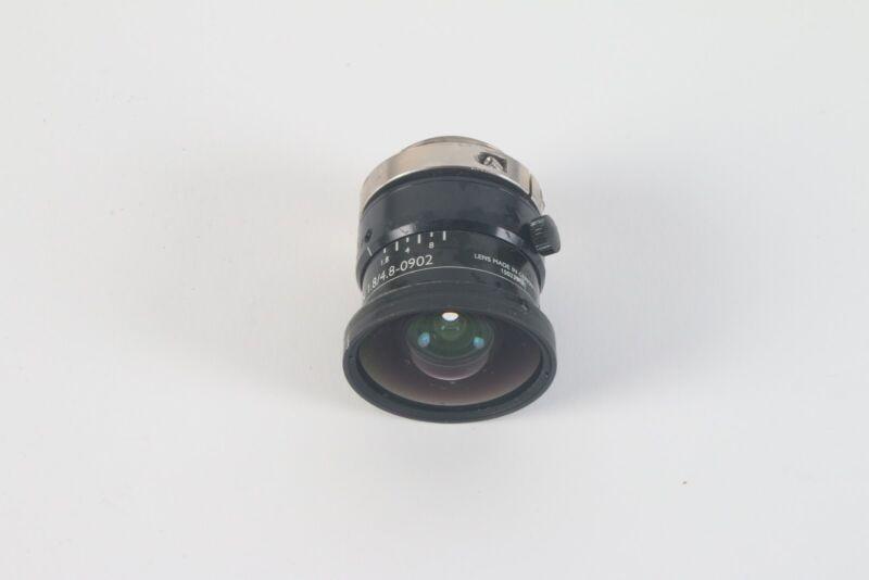 Schneider Kreuznach Cinegon 62006P-10025 1.8/4.8-902 Objective Lens