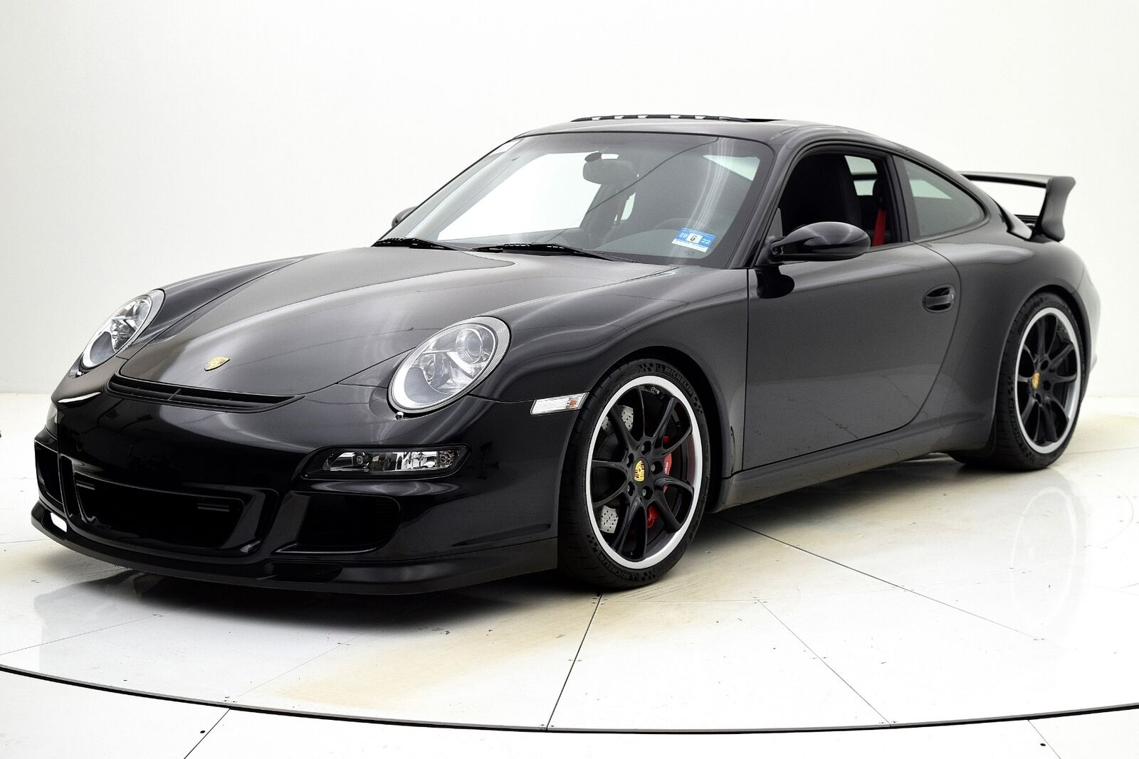 2007 Porsche 911 GT3, Very Rare, Only 917 Built, Only 6,123 Miles