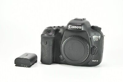 Canon EOS 7D Mark II 20.9MP Digital SLR Camera Body Only