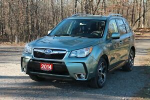 2014 Subaru Forester 2.0XT Touring AWD | Bluetooth | Sunroof...