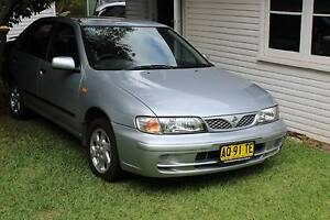 1999 Nissan Pulsar Sedan North Ryde Ryde Area Preview