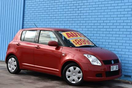 2005 Suzuki Swift Hatchback- ECONOMICAL and RELIABLE