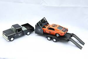 Mustang Boss 302 Diecast Car and Tow Vehicle Boonah Ipswich South Preview