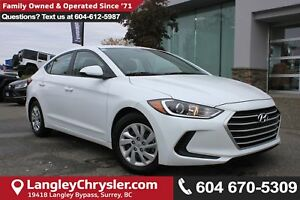 2017 Hyundai Elantra LE *ACCIDENT FREE * DEALER INSPECTED * C...