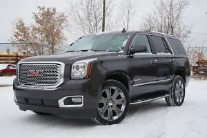 2015 GMC Yukon Denali SUV - Heated Seats Bluetooth Rear Vis. Cam