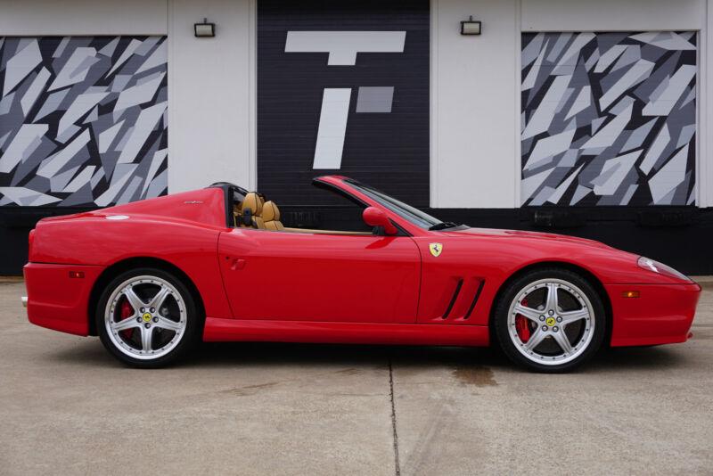 Image 20 Voiture Européenne d'occasion Ferrari Superamerica 2005